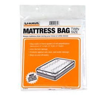 U Haul Twin Mattress Bag For Moving And Storage Protection   87
