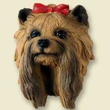 Yorkshire Terrier Dog Magnet by Conversation Concepts