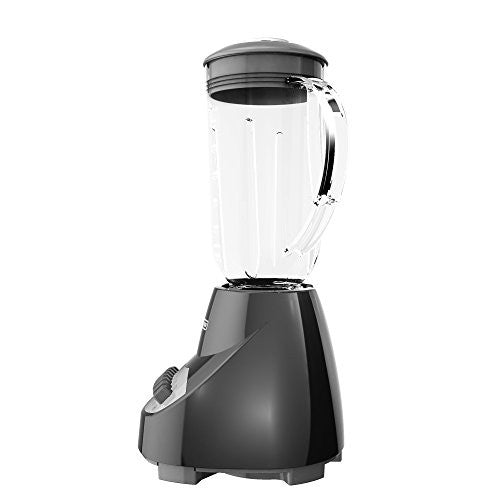 Black+Decker Countertop Blender With 5 Cup Glass Jar, 10 Speed Settings, Black, Bl2010 Bg