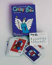 Music Treasures Co. Crazy 8 The Musical Card Game
