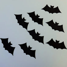 Bats Photo Booth Props