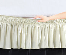 De Moocci Fba B01 Ngtr8 Mf Ruffled Bed Skirt