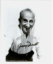 Jimmy Durante 8x10 Photo