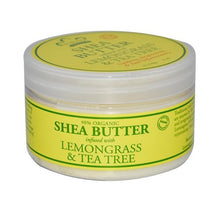 Wholesale Nubian Heritage Shea Butter Infused With Lemongrass And Tea Tree - 4 oz, [Bathroom, Body B