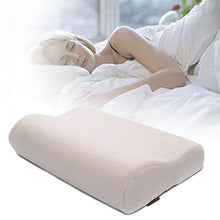 New Sleep Contour Memory Foam Pillow Standard Size