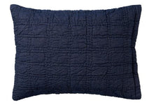 Be-You-tiful Home CC548BKS Caldin Quilted Blue Sham, King