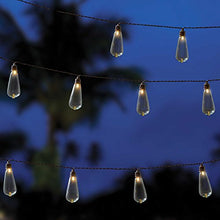 10-Bulb String Lights in Brown Perfect for Indoor and Outdoor Includes warm white Incandescent Style