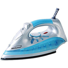 Brentwood  Mpi 60  Non Stick  Steam  Iron,  Silver