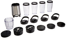 Brentwood  Jb 199  Multi  Pro  Personal  Blender  20pc  Set,  Stainless  Steel