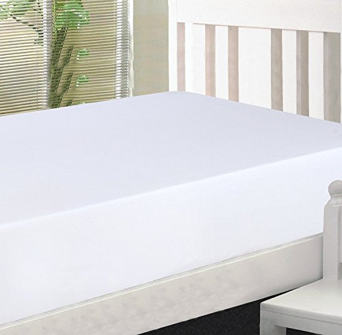 Utopia Bedding Queen Fitted Sheet (White)