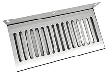 Bev Rite Wall Mount Beer Drip Tray, Stainless Steel, 14 x 6