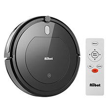 Shipped from USA, Cocal Portable Practical Remote Control Aiibot Smart Vacuum Cleaner Sweeping Robot, Three Cleaning Modes, Anti-Fall, Intelligent Induction