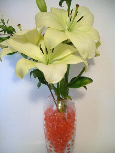 Water Pearls Gel Beads  Wedding & Event Centerpieces  Cosmo Beads (Tm) Makes 6 Gallons (8 Oz Pack) (