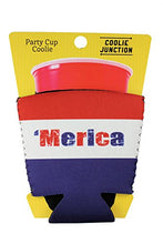 Coolie Junction Merica Colors Solo Cup Coolie
