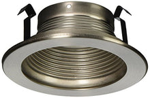 Baffle Trim Recessed Light Fixture Trim, For use with 4
