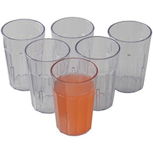 Cambro Child Sized Tumblers   Set Of 6