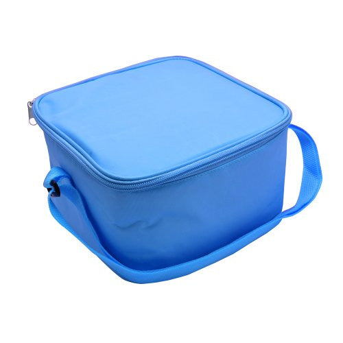 Bentgo Bag (Blue)   Insulated Lunch Bag Keeps Food Cold On The Go   Fits The Bentgo Classic Lunch Bo
