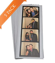 5 Vinyl Magnetic Photo Booth Frames 2