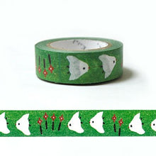 SEAL-DO -Washi Masking Tape, 15mm x 10m, Tamatebako2 (ks-wt-10002)