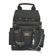 Bags, Belts & Pouches 11 Pocket Maintenance Electrician Tool Belt Pouch - CLC Custom Leathercraft 5505