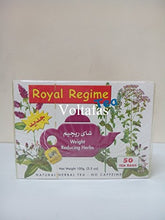 2 Packs of Royal Regime (Weight Loss) Tea 50 Sachetss (100 Sachets)