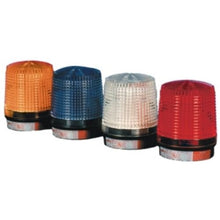 Audio Indicators & Alerts CONICAL STROBE LIGHT, RED LENS