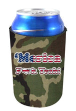 Coolie Junction Merica F Yeah Funny Can Coolie Camo