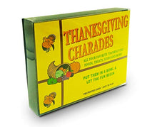 Anton Publications Thanksgiving Charades Game | This Classic and Original Thanksgiving Game is the perfect addition to your other Holiday Party Games!