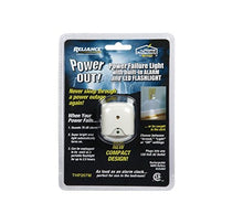 Reliance Control Corporation Power Fail Light W/Alarm By Reliance Controls Mfr Part No Thp207 M, 1, Mul