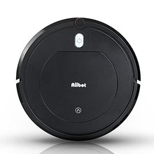 Fabal High Suction Rechargeable Smart Robot Vacuum Floor Cleaner Sweeping Suction (Black)