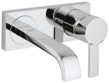 Grohe 19309000 172mm 2-Hole Basin Mixer Tap - Chrome