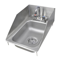 John Boos Pb Disink101405 P Sslr Deck Mount Pro Bowl Drop In Hand Sink, 14
