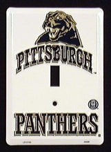 Pittsburgh Panthers Light Switch Covers (single) Plates LS10152 by Smart Blonde