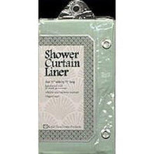 Shower Curtain Liner Sage