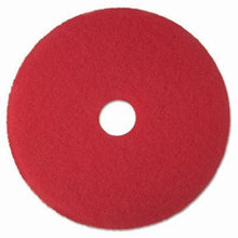 3M Corporation MCO 08389 5100 Low-Spd Flr Buff Pad 14In Red 5