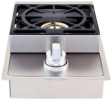 Lion Premium Grills L6247 Propane Gas Single Side Burner, 20 1/2 By 12 1/2 Inch