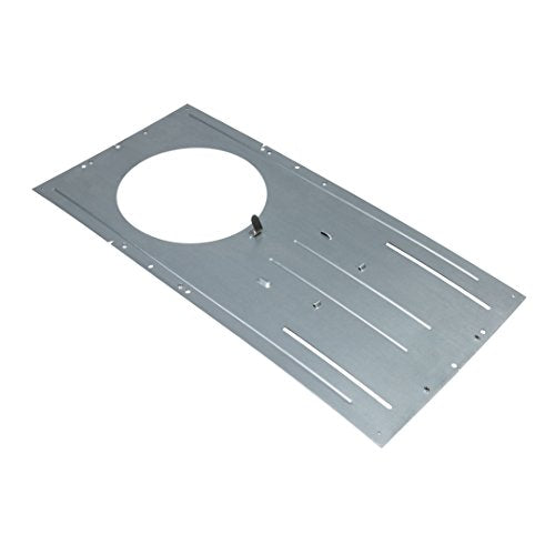 "Liteline SLIM LED mounting plates without collar for new construction (6"" Round)"