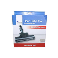 Adjustable Fit Turbo Floor Tool Attachment
