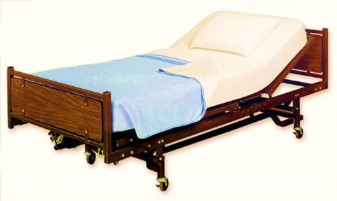 Pro Care Fitted Hospital Bed Bottom Sheet, Ivory