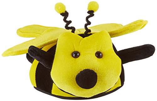 Beistle 60626 Plush Bee Hat