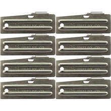 8 Pack Survival Kit Can Opener, Military, P-51 Model
