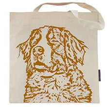 Cosmo the Bernese Mountain Dog Tote Bag by Pet Studio Art
