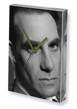 ALAN TUDYK - Canvas Clock (LARGE A3 - Signed by the Artist) #js001