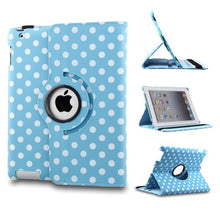 ELEOPTION(TM) Auto Sleep/Wake Function 360 Degree Rotating Smart Case Cover for 7.9 inch Apple iPad