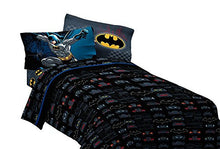 Franco Kids Bedding Super Soft Sheet Set, 3 Piece Twin Size, Batman