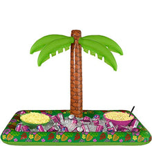 Amscan Inflatable Palm Tree Buffet Party Cooler