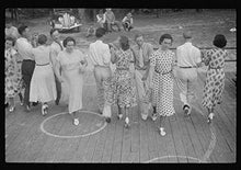 Square dance, Skyline Farms, Alabama