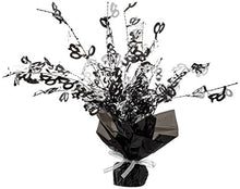Beistle 57930-40 40 Gleam 'N Burst Centerpiece, 15-Inch
