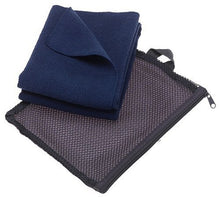 Aquis Adventure Sports Towel, Medium, Blueberry