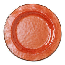 Tag   Veranda Melamine Salad Plate, Durable, Bpa Free And Great For Outdoor Or Casual Meals, Coral (